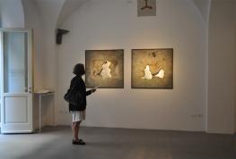 Opere In/Migrazione - galleria Passaggi Arte Contemporanea, Pisa